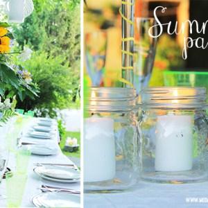 Immagine di barbecue estivo e festa: come organizzarla e cosa cucinare.