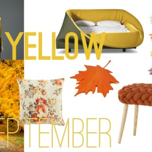 Yellow mood: September ispiration.