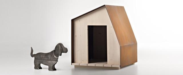 De Castelli dog house