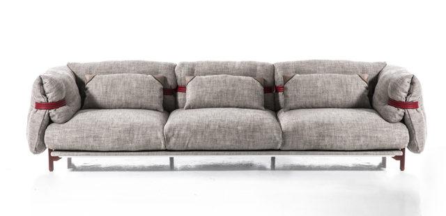 moroso Belt - divano a 3 posti.