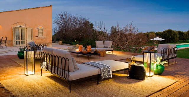 Uno più arredo per esterno - giardino notturno
