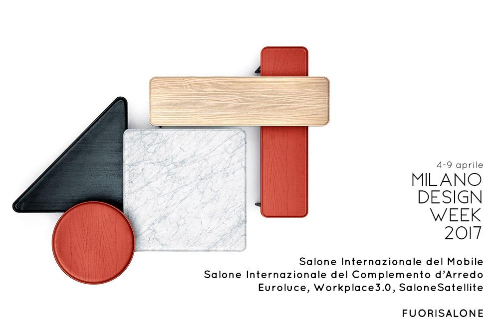 Siete pronti per la Milano Design Week?