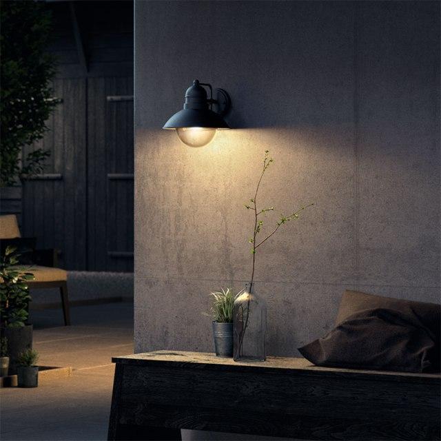 Philips Lampada parete esterno Hoverfly Lifestyle