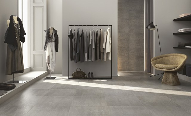 Ragno concept ceramiche da pavimento effetto cemento.