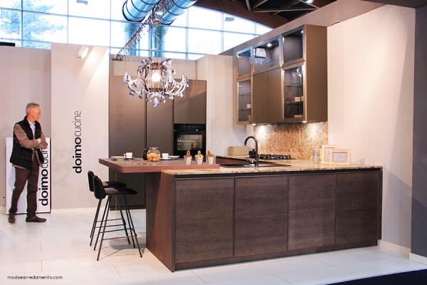 Doimo cucine- speciale report da Casa Moderna 2017 Soho