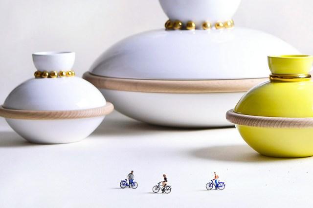 Atelier Macrame collezione Entrèe design Laura Calligari.