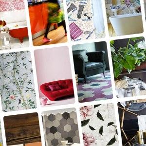 tendenze arredo in casa: meteriali, colori e dettagli.