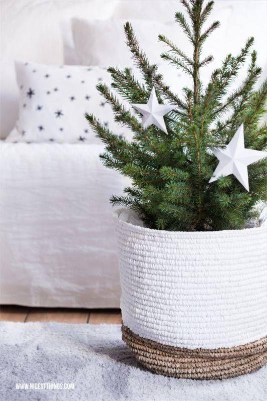 Plain interioris - christmas tree easy