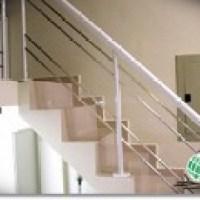 Corrimão para escada, tipos materiais e modelos