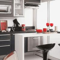 Decoração de cozinha pequena, como embelezar mais