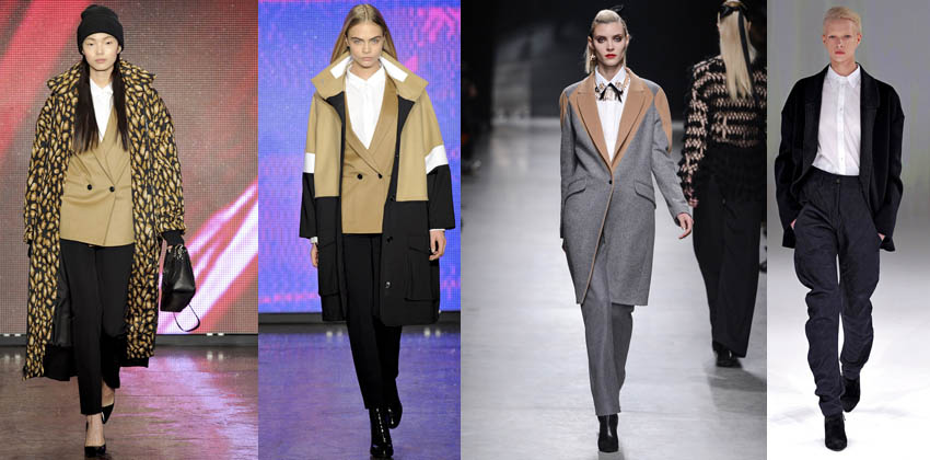 DKNY, Alexis Mabille, Hussein Chalayan