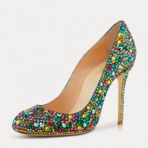 http://www.dressale.com/tempting-round-toe-stiletto-heel-pumps-with-colorful-rhinestones-p-94090.html