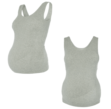 c7ae499e5 Tops en gris de premamá de Primark. by Moda en Calle. Top en gris del  catálogo de Primark online colección de Premamá Otoño-Invierno 2014 15.