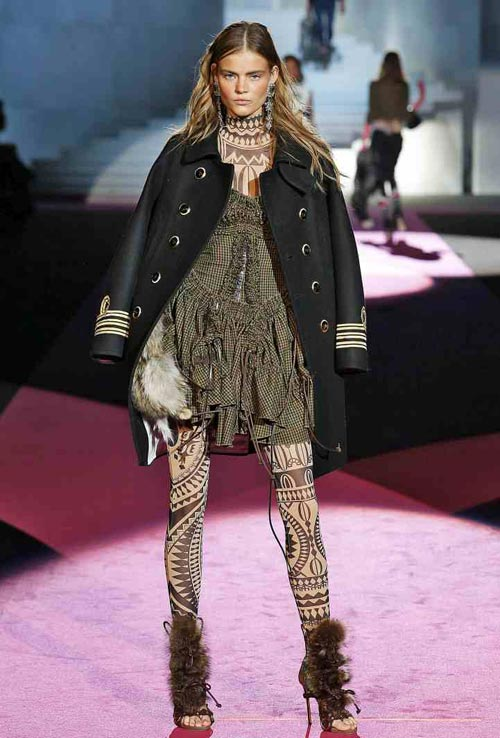 Dsquared2-desfile2