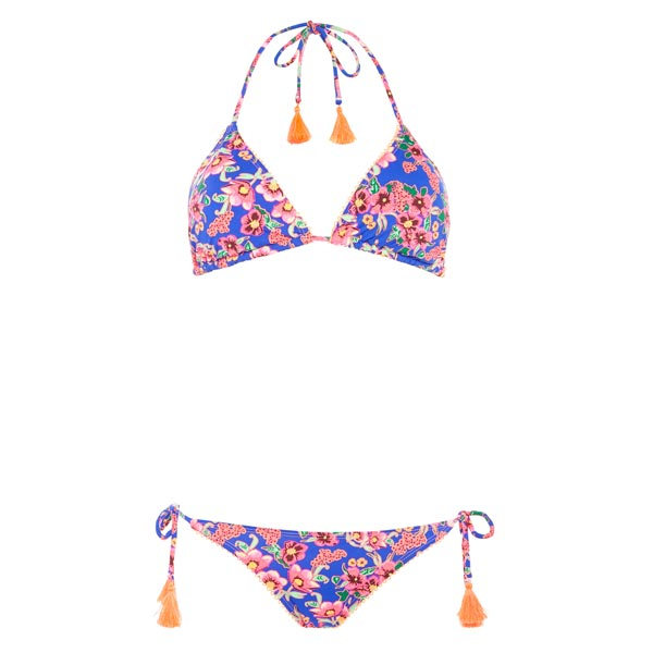 Bikini: 7 euros