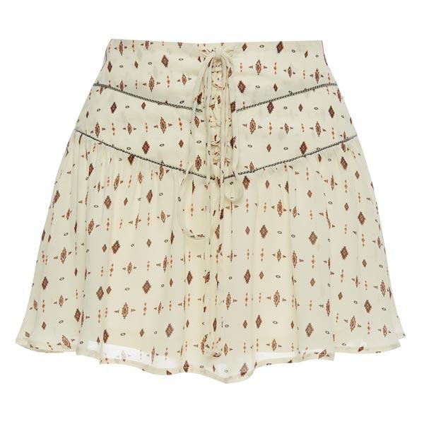 Mini falda: 10 euros
