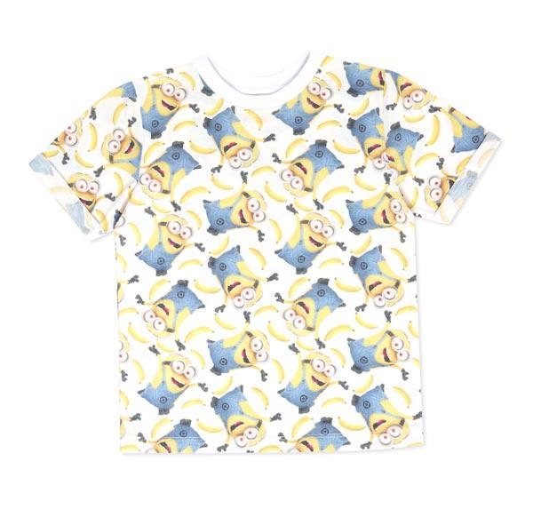 Camiseta : 6 euros