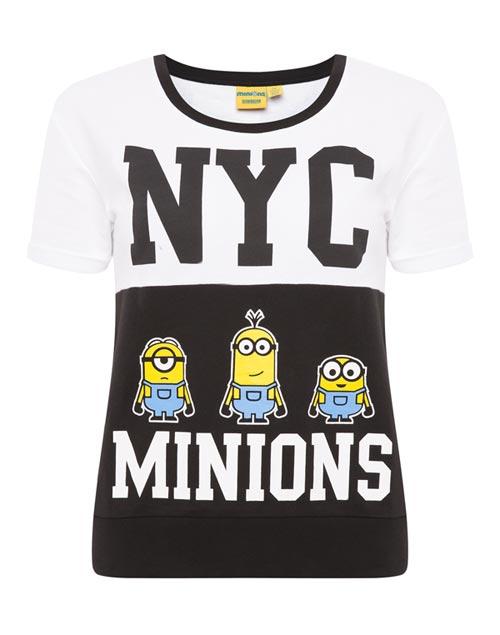 Camiseta: 7 euros