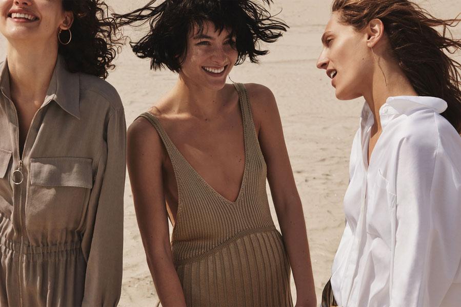 de4f5c0d0 La firma de moda Zara mujer nos acaba de presentar su nueva y última  editorial para este verano Holidays con las tendencias de moda por las que  apuesta la ...