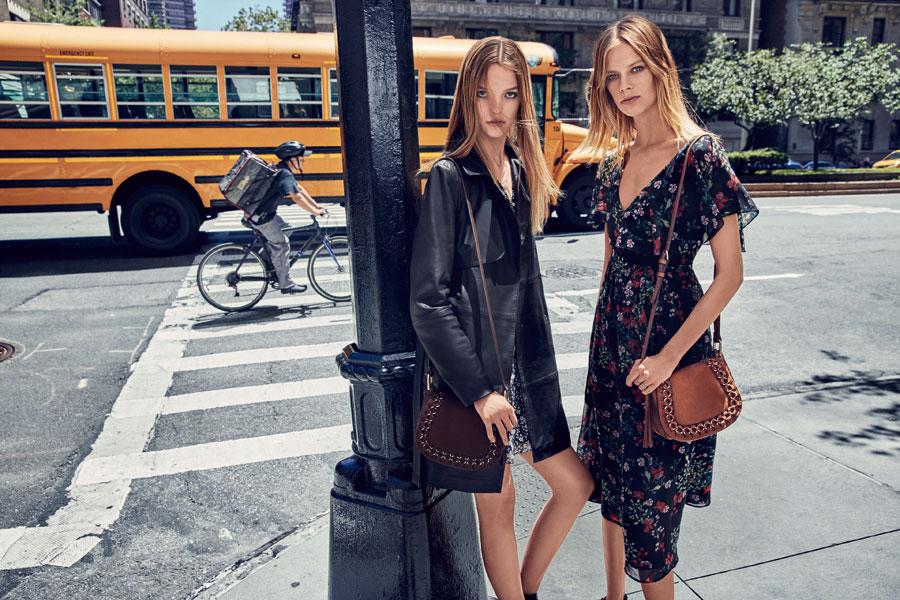 d65483600ff8 Una vez más la ciudad de Nueva York vuelve a ser la protagonista en un  campaña de moda para la próxima temporada Otoño-Invierno 2016 17