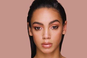 Maquillaje con tonos nudes para esta primavera