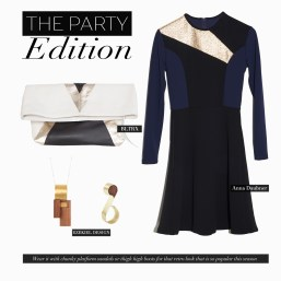 How To Get the Perfect MOD Inspired Party Look on www.modagrid.com