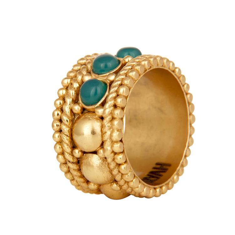 Naima ring by AARYAH on www.modagrid.com