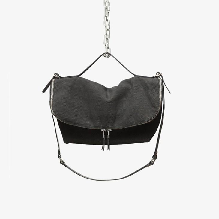 Hadar leather satchel by Havie on www.modagrid.com