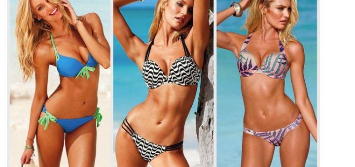 foto moda guapa bikini