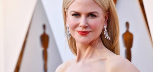 Nicole Kidman Oscar 2018