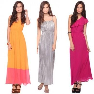 Uzun Elbise Kombinleri Serisi - 6
