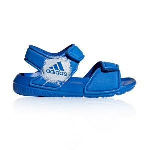 Adidas AltaSwim – Toddler Boys Sandals – Blue/Footwear White