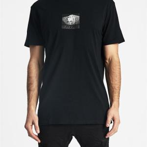 On The Run Relaxed T-Shirt Jet Black