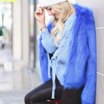 2 KEY POINTS ON HOW TO STYLE BLUE ON BLUE