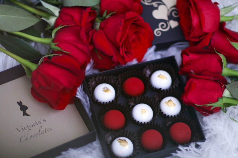 Alena Gidenko of modaprints.com shares her favorite chocoloate place that perfect for Valentines day gifting