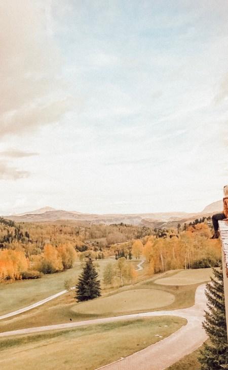 Alena Gidenko of modaprints.com shares her experience with a recent trip she went Toyota to Durango, CO