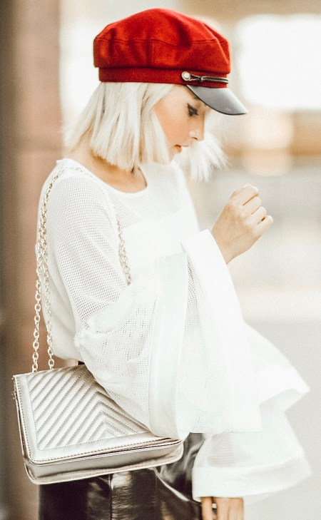 Alena Gidenko of modaprints.com shares her favorite cabby hats for Fall and Winter