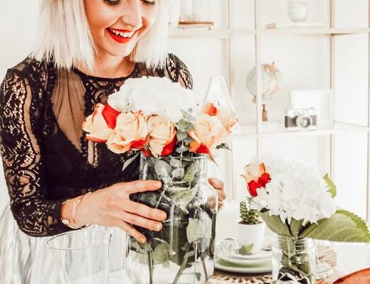 Alena Gidenko of modaprints.com shares tips on how to host a friends giving