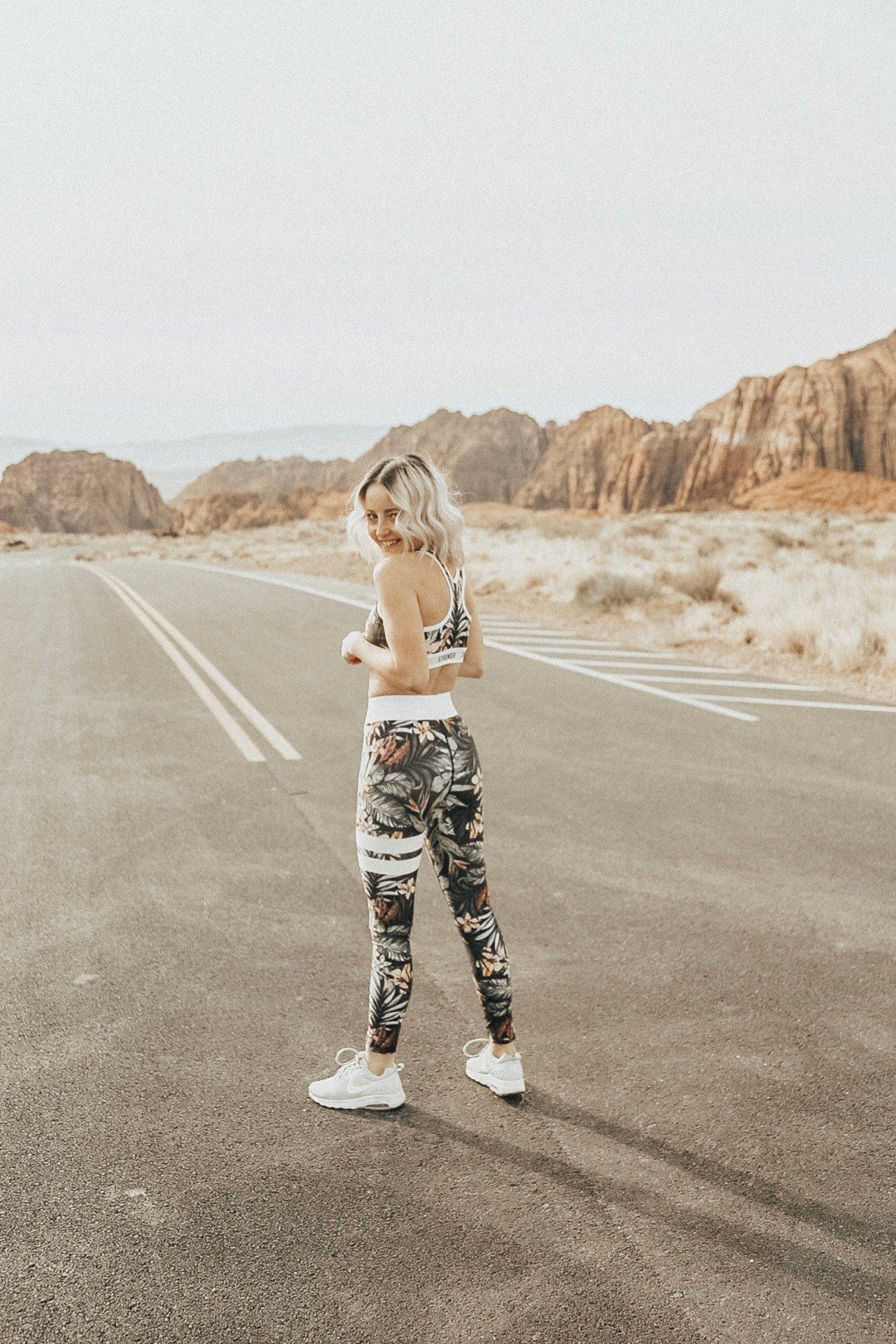 Alena Gidenko of modaprints.com shares her 2018 goals on staying healthy and life goals