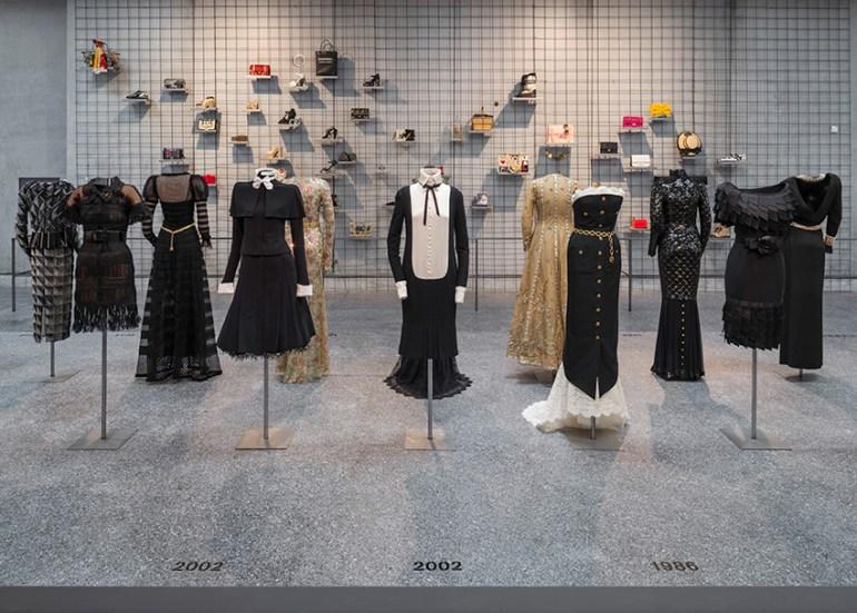 Chanel - Prêt-à-porter en Chanel - Haute Couture 040