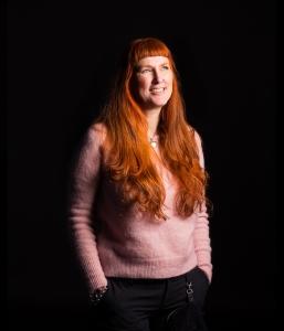 Modarium over Birgitt Portret van Birgitt Zeilstra gemaakt door GLR fotografie student Rhoda de Dobbelaere voor haar eindexamen jaarboek 2016.