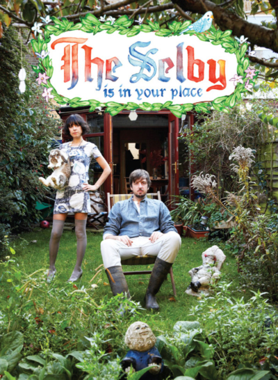 Modarium beeld van The Selby is in your place boekomslag