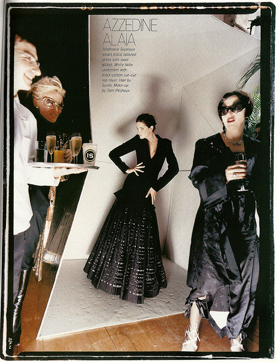 2003 May Tatler UK Volume 298 Nr 5 Haute Couture pag 145