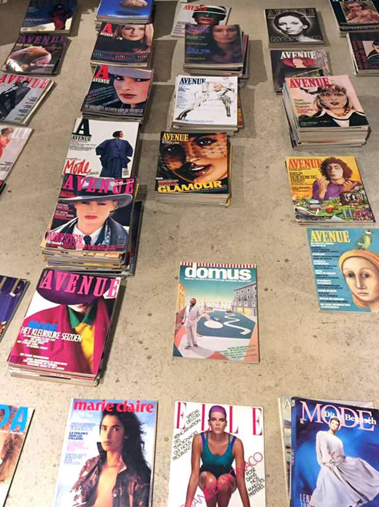modarium magazine collection Avenue verschillende jaargangen