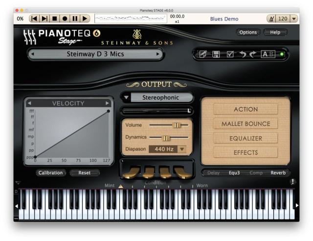 Modartt - Pianoteq Stage