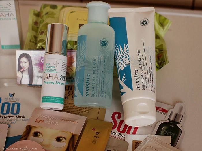 Aha Skin Care Products