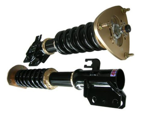 BR Series BC Racing Coilovers for Pontiac GTO Close Up