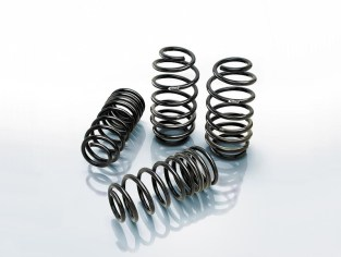 Eibach Pro-Kit Performance Lowering Springs for Mustang at ModBargains.com