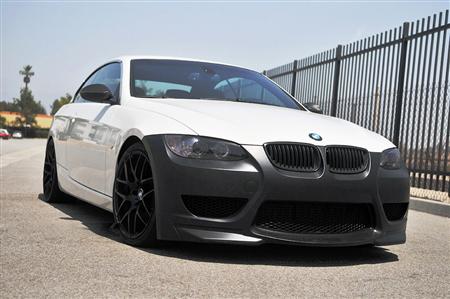 BMW E92/E93 3 Series Amuse Ericsson Style Front Bumper
