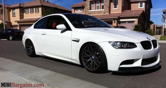 KW Clubsport Coilovers BMW E92 M3 @ ModBargains.com